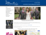 Wedding Suit Hire in Leicester, Suit Hire at The Wedding Hire Co