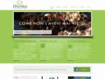 Agenzia di Pubblicità a Lecce. Siti Internet e Web Marketing, Grafica pubblicitaria - Thinko