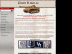 Third Reich. ca - Third Reich. ca - - Historical Collectables and Memorabilia