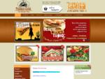 Thomas Cook - Αυθεντικά Αμερικανικά Burgers, Sandwitches, Salads - Delivery