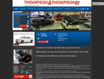 Thompson and Thompson - Caldicot - Monmouthshire - UK | New and Used Seat and Commercials
