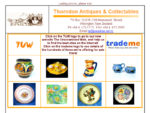 Thorndon Antiques and Collectables- online antiques and collectibles