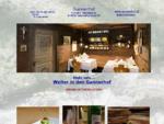 Restaurant Haubenlokal Gannerhof in Innervillgraten Osttirol nahe der Dolomiten Tirol