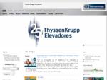 Inicio ThyssenKrupp Elevadores