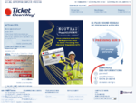 Nettoyage vêtement de travail et entretien uniforme carte pressing pro Ticket Clean Way