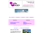 Tidy Maid - House Office Cleaning Services in Mississauga and Oakville