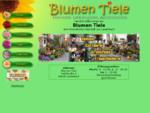 Blumen Tiele - Der freundliche Blumenladen aus Liederbach