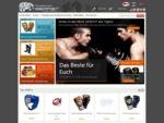 Muay Thai Onlineshop | TIGERFIST. COM
