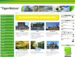 Tigerrejser - busrejser - storbyrejser - rundrejser - naturrejser - krydstogt - Sol Badeferie