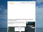 Tiirikoja Puhkekeskus - Majutus Peipsi ääres, looduslikus rannavööndis