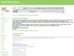 Tilos Park Journal
