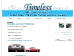 Timeless Auto Restoration