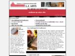Timmer onderhoudsbedrijf A. J. ARTS, omgeving Rotterdam. Vakkundig timmerwerk en onderhoud (nw)