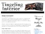 Tingeling Interior | Senger, detaljer, sofaer, mà¸bler - Alt i shabby chic