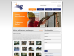 """IĮ """"Tinkreta"""" - grindų betonavimas, tinkavimo darbai - Mūsų teikiamos paslaugos"""
