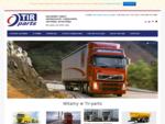 Tir-parts - Części i akcesoria do samochodów ciężarowych