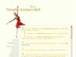 Taneční konzervatoř - Brno, Nejedlého