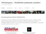 TM Autopesupalvelu Yksilöllistä puhtautta autollesi
