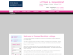 Thomas Merrifield Letting Agents in Oxford, Kidlington, Witney, Abdingdon, Didcot, Wallingford and ...