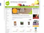 Zdrowa żywność, sklep ze zdrową żywnością, produkty ekologiczne, bezglutenowe, mąka żytnia
