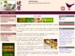 Tofu Kochrezepte – Rezepte mit Tofu