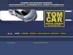 TOMCAR Auto Części - Nysa, Opolskie - części samochodowe, akcesoria do samochodów, amortyzatory,