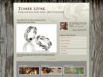 Tomek Szpakowski | Pracownia biżuterii, Warszawa | Obrączki, Pierścionki, biżuteria na specjaln