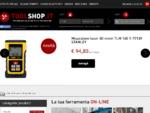 Ferramenta on line, vendita articoli ferramenta, vendita articoli bricolage | Toolshop - Rimini