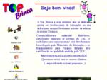 Parques Diversão Infantil TOP BRINCA