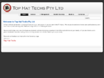 Welcome to Top Hat Techs Pty Ltd