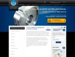 Lavorazione acciaio inox - Lavorazione acciaio inossidabile - Torneria Meccanica s. r. l.