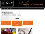 TORSO Kunstartikler - materiell til kunst, design og tegning - Torso