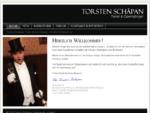 Herzlich Willkommen! - Torsten Schäpan - Tenor Opernsänger