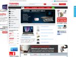 Toshiba on-line obchod japonského výrobcu notebookov