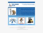 Logistica e trasporti Modena TOTAL SERVICE | Carico e scarico merci - Pulizie industriali Carpi