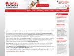 Total Brokers a. s. Pojišťovací makléř - Domů