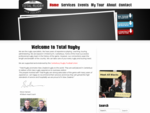 Total Rugby - NZ Rugby Tours, Training Camps Rugby Festivals