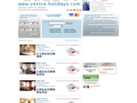 VENICE HOLIDAYS Tourist apartments available for holidays in Venice.