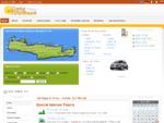 Holidays in Crete - Hotels, Car Rental - Crete TOURnet - Greece