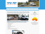 Tow-ed training courses, practical towing training for caravans, boats, horsefloats and more. To