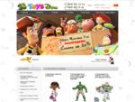 TOYSDOM (Игрушки из Америки и Европы) - интернет-магазин игрушек Дисней Баз Лайтер, Тачки, а также