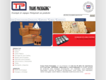 Grupo Trans Packaging - Diseño y Fabricación de productos para empaque y embalaje a base de Espumas