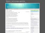 Mokslo ir technologijų agentūra