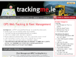 GPS Trackers and Fleet Management Tracking System