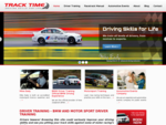 Driver Training - BMW and motor sport driver training | TrackTime
