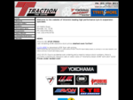 Traction Tyre Suspension Centre - Yokohama Motorsport Distributor