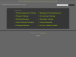 Plumbing Courses Hull – Gas Courses Hull – Plumber Courses from Trade Training Solutions Trade ...