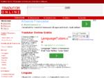 Tradutor Online - Traduza Palavras e Frases em vários idiomas, Grátis