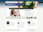 Empresa de Tradução | Serviços de Tradução | Traduzir Portugal