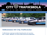 City Trafikskola - Intensivkurs Bil MC - Körkort Bil - Körkort MC